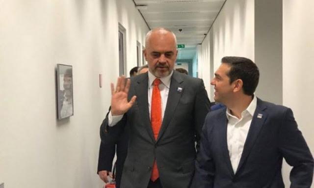 Προδοσία χωρίς τέλος: Παραδίδουμε τρία νησιά θαλάσσια περιοχή στην Αλβανία χωρίς πόλεμο