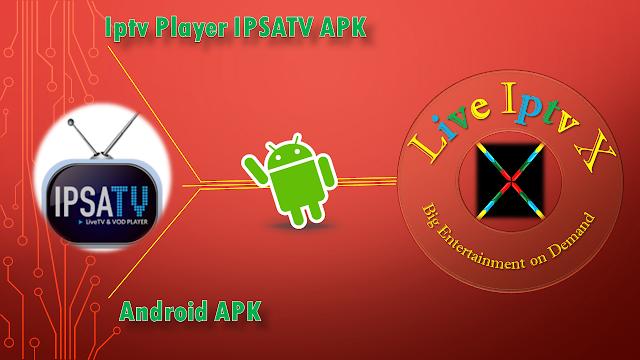 Iptv Player IPSATV APK