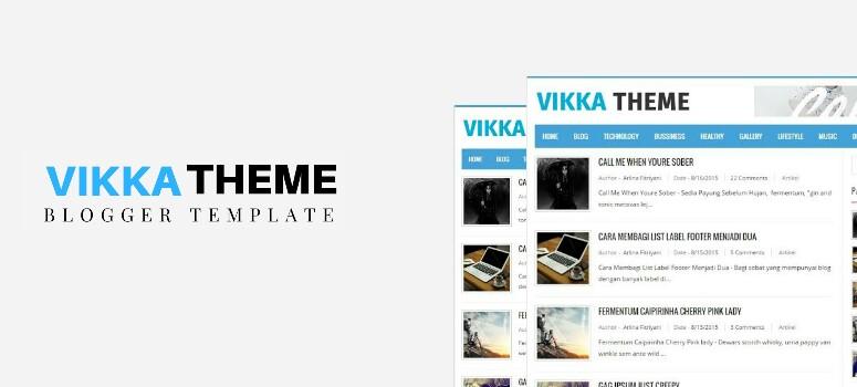 VIKKA Theme