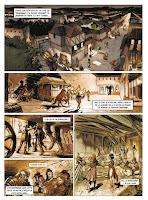 Éditions Sandawe : Projets en cours; sandawe; bd; sanguine; insoumise; indomptable; sergio alcala; nathan legendre; bdocube
