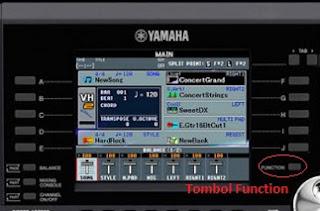 Cara Install PPI Pada Keyboard Yamaha PSRs 970 dan 770