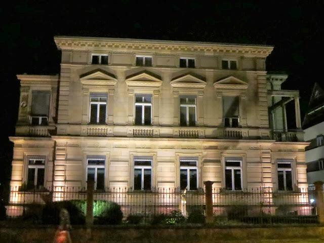 Building in Speyer Germany