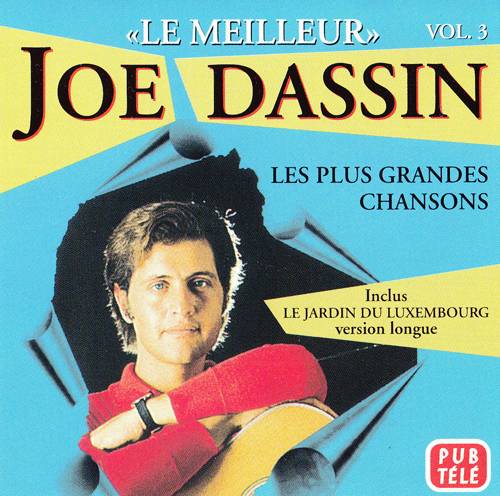 Blue country la discographie de joe dassin cd olivi - Les jardins du luxembourg joe dassin ...