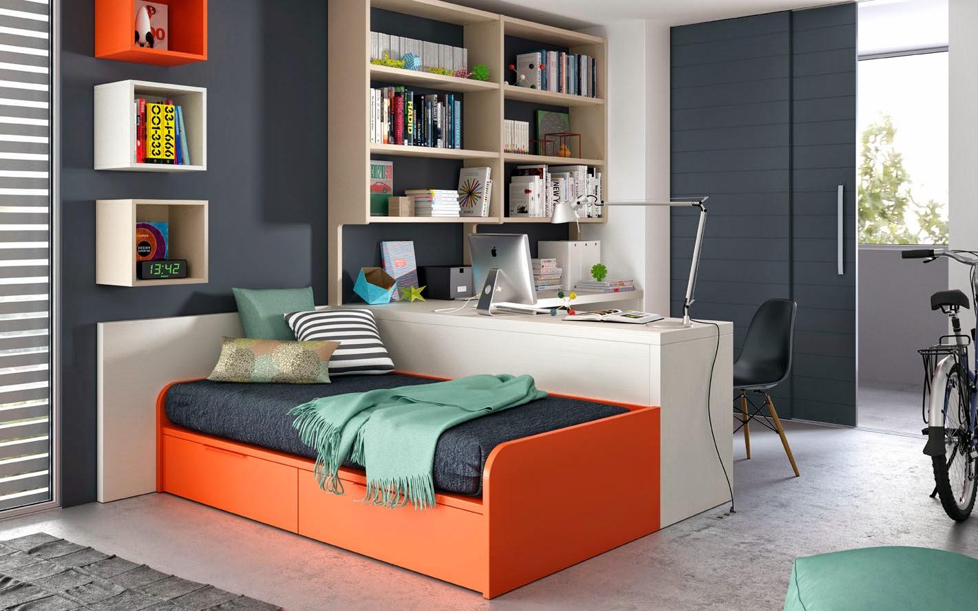 Novedades en dormitorios juveniles - Dormitorio infantil original ...