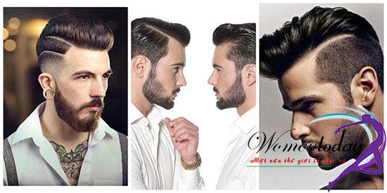 Kiểu tóc undercut ngắn mới 2017