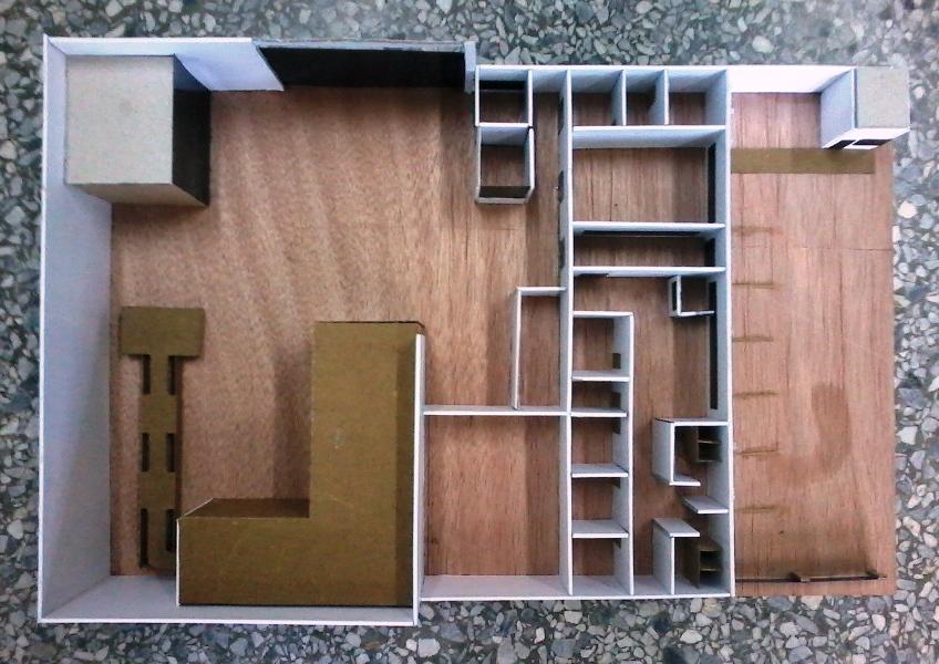 Dibujo t cnico y algo m s dise o de espacios interiores for Diseno de espacios interiores