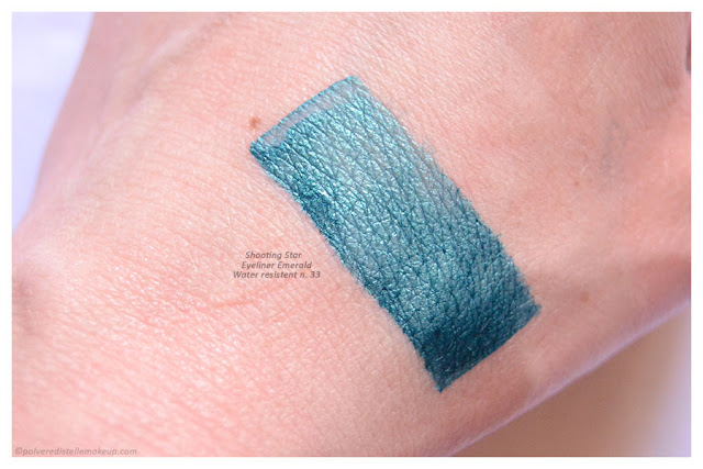 Collezione Sublime PatriciaMi Eyeliner Shooting Star Swatches