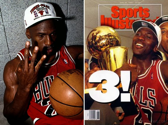 6749d89a04e In 1984, the Chicago Bulls drafted Michael Jordan from North Carolina  University. In the 1991, 1992 and 1993 NBA seasons, Michael Jordan would  win three ...