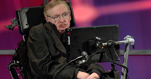 Stephen Hawking: 'Earth Will Become A Flaming Ball Of Fire By 2600'