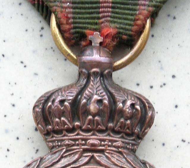 medaglia di sant'elena