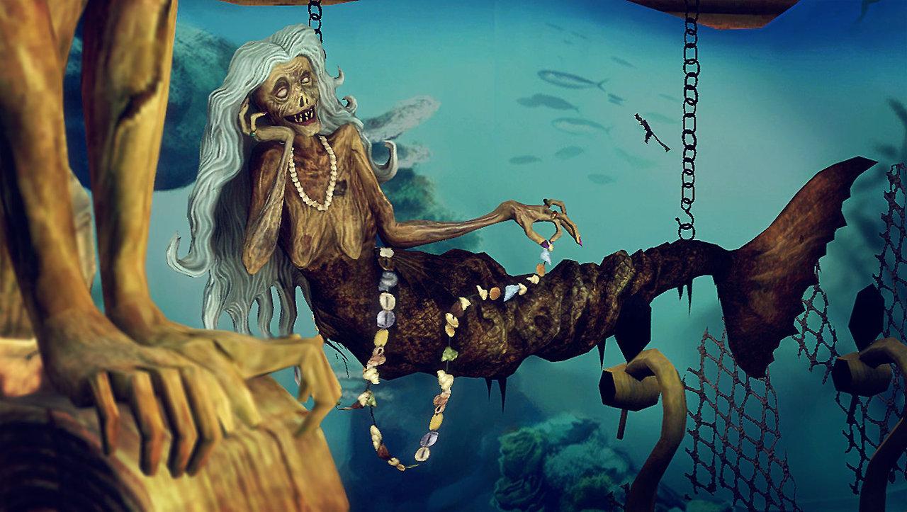 My Sims 3 Blog The Mangled Mermaid Set By Veritas Aka Kg