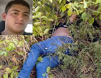 Corpo de jovem é encontrado às margens de rodovia no Sertão