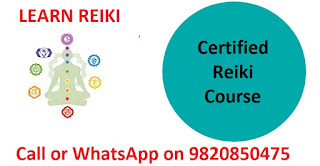 Learn Reiki in west Delhi