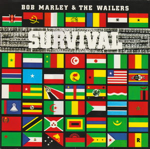 The Record Store presents Bob Marley's song Wake Up And Live from his Survival album