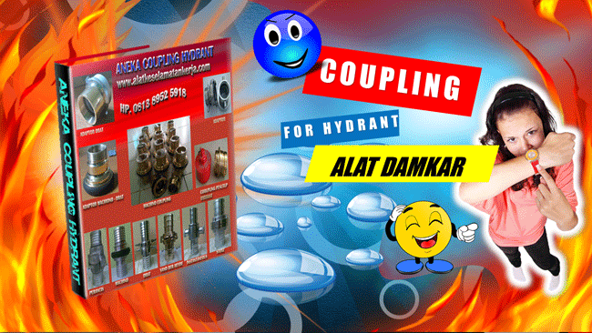 Aneka macam jenis coupling hydrant equipment