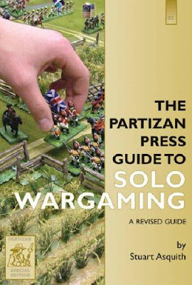 Guide To Solo Wargaming by Stuart Asquith (2006)
