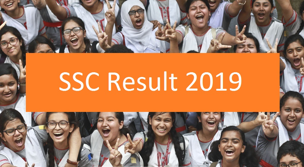 SSC Result with Mark sheet 2019
