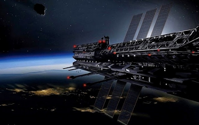 Bentuk Asli Nyata Asgardia Space Planet