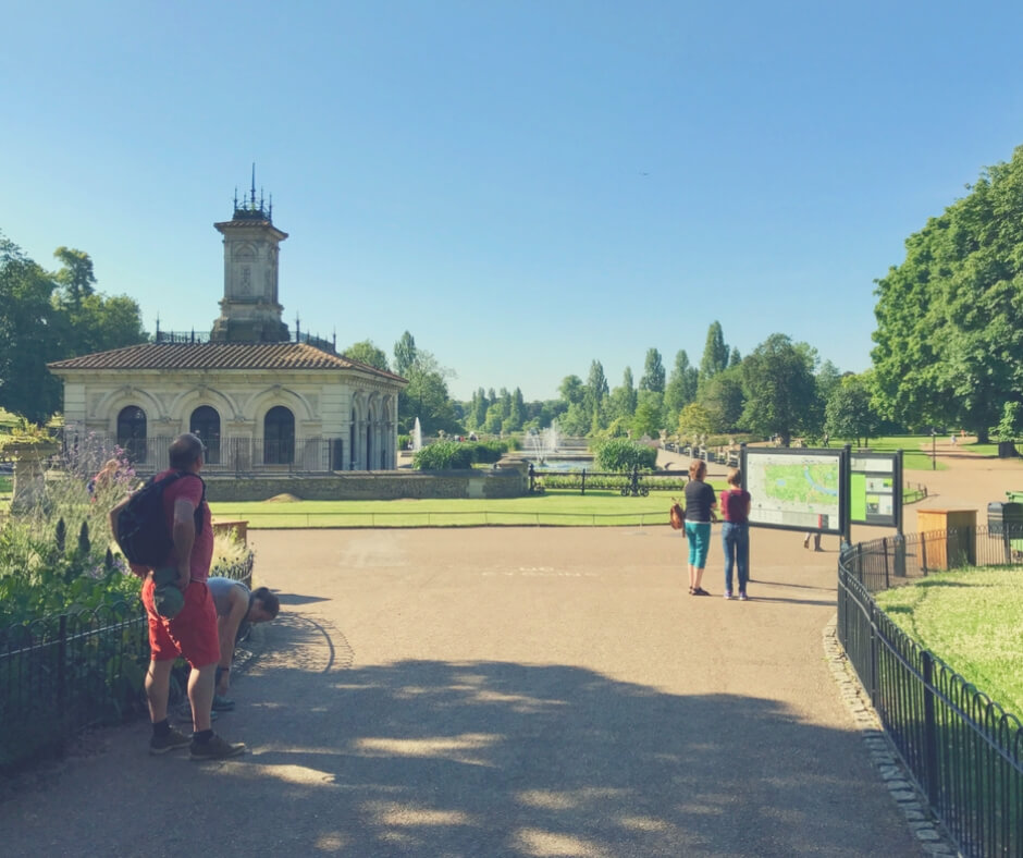 Day Trips To Take In The UK During Easter Holidays | Parks everywhere, there's plenty of places to walk and have fun in London.