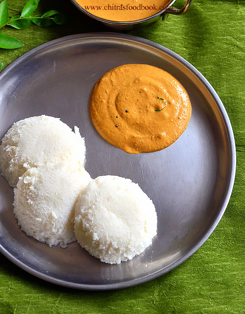 Peanut chutney without coconut