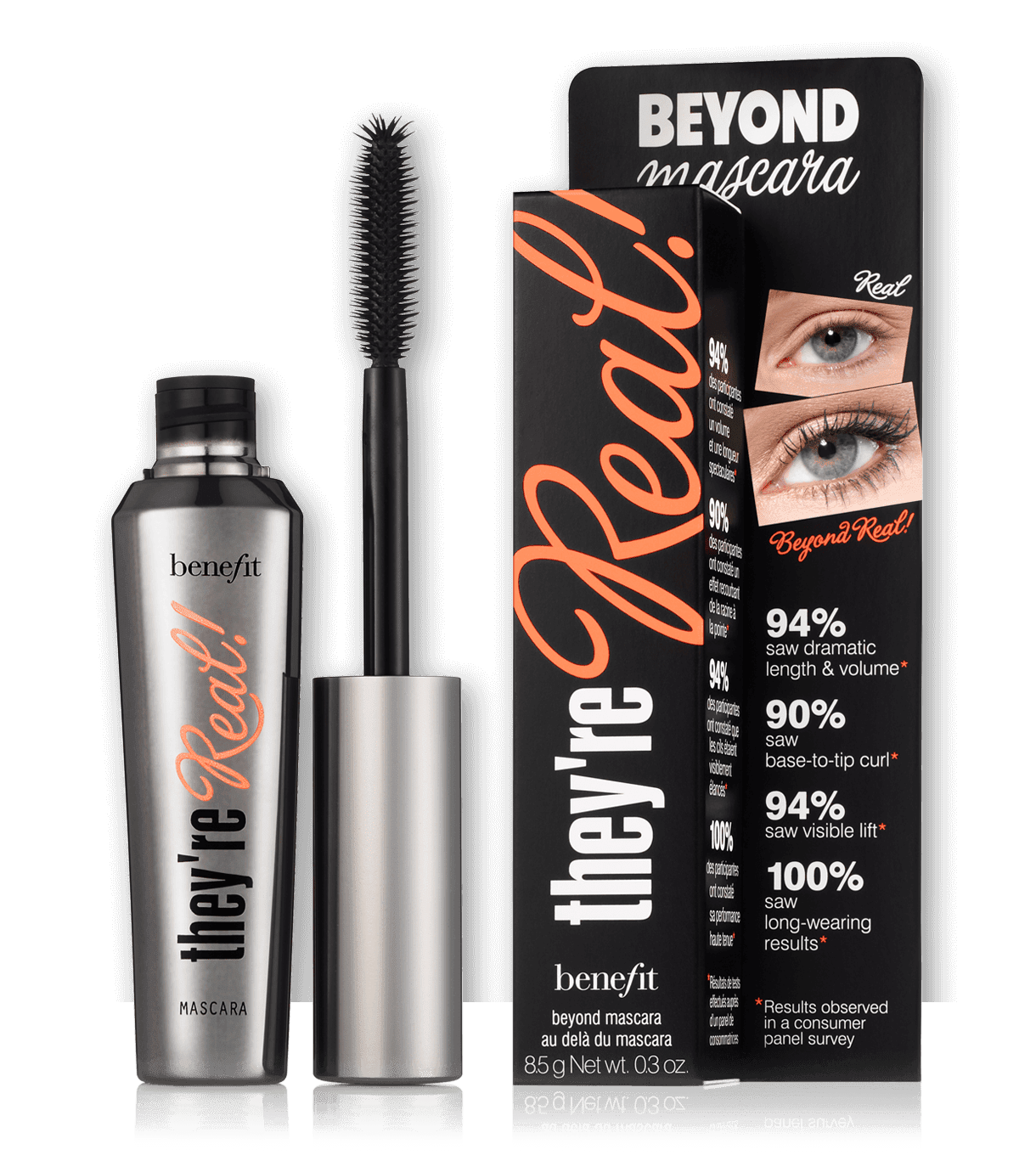 Benefit Eye Mascara image