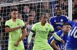 Chelsea vs  Manchester City 0-3
