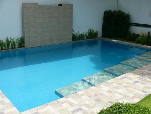 desain kolam renang mini rumahan dana 10 juta 4 x 2 m