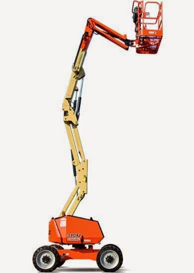 JLG Engine Articulating Boom Lifts