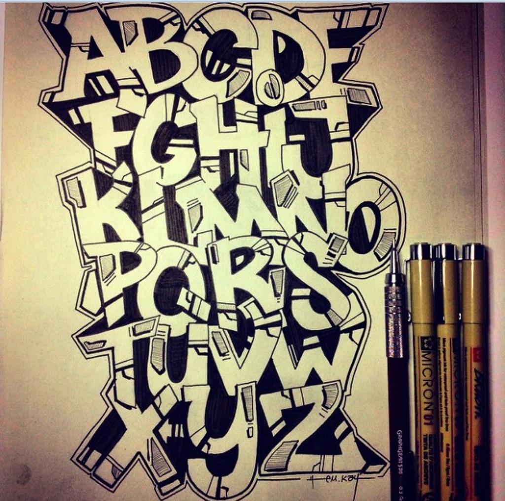 Graffiti: Graffiti Letters