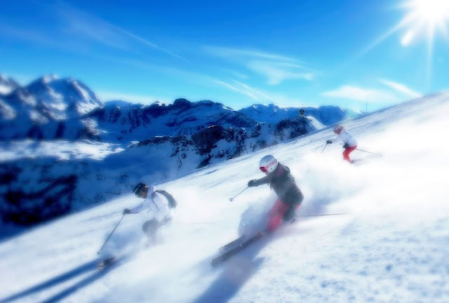 Quando e onde esquiar na França