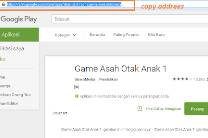 Cara Download File Apk Dari Pc/Laptop Tanpa Software