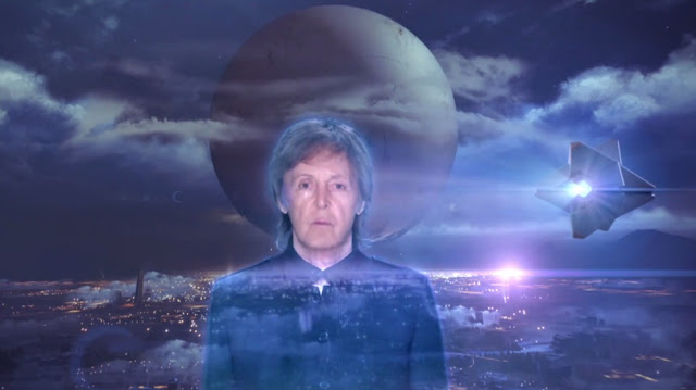 La leyenda: Paul McCartney - Hope For The Future