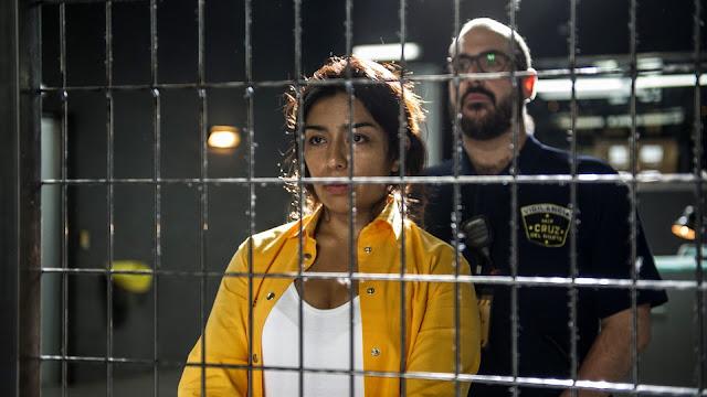 Altagracia (Adriana Paz) en la 4ª Temporada de 'Vis a Vis'