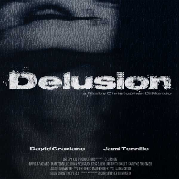 Delusion, Delusion Synopsis, Delusion Trailer, Delusion Review, Poster Delusion