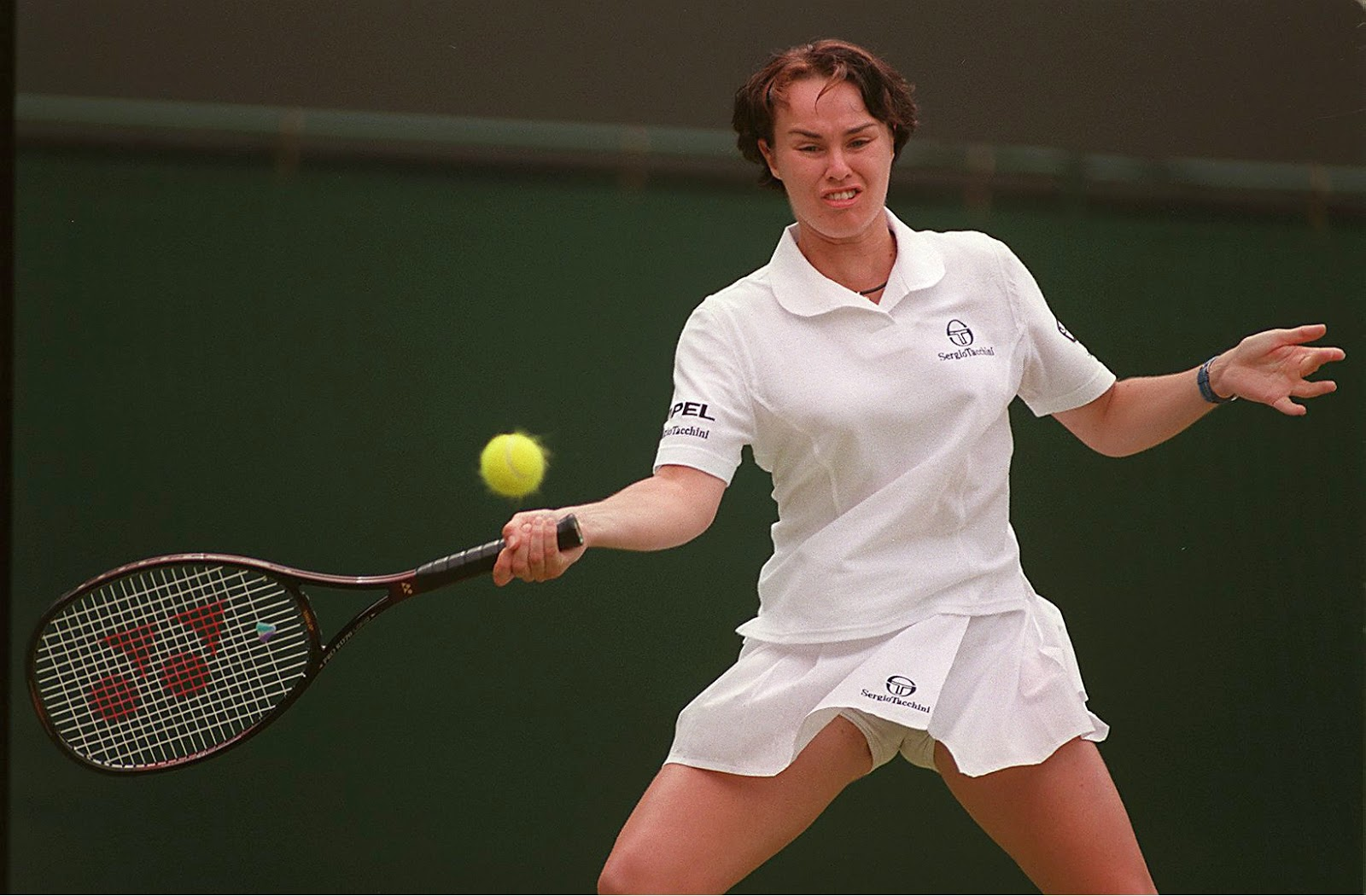 Simply matchless martina hingis upskirt free opinion, lie