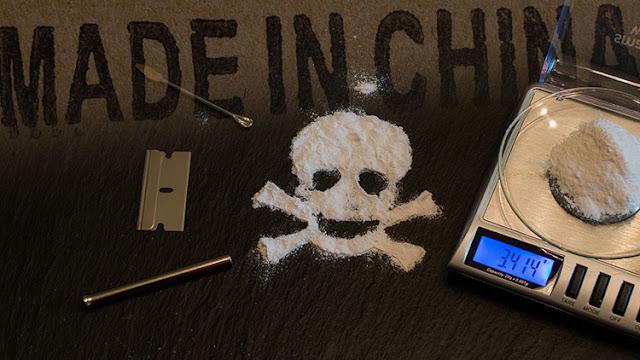 Se vende arma química: una nueva droga letal procedente de China invade los mercados internacionales