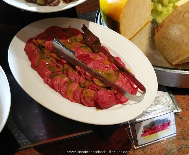 Beef Salami (Rindfleisch Salami)