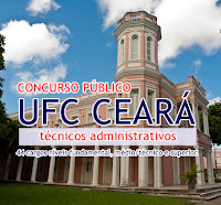 editais de concurso público Universidade Federal do Ceará - UFC