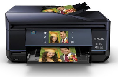 is the ideal printer if you lot require flexible printing at a minute Epson Expression Premium XP-810 Driver Downloads