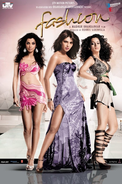 Poster of Fashion 2008 Full Movie 720p BluRay Hindi DD5.1Ch With ESubs Download