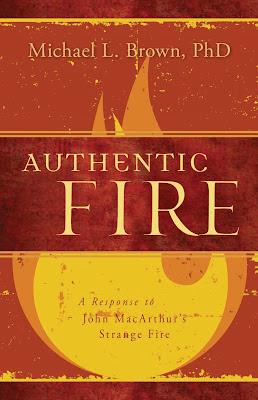 Michael L. Brown-Authentic Fire-