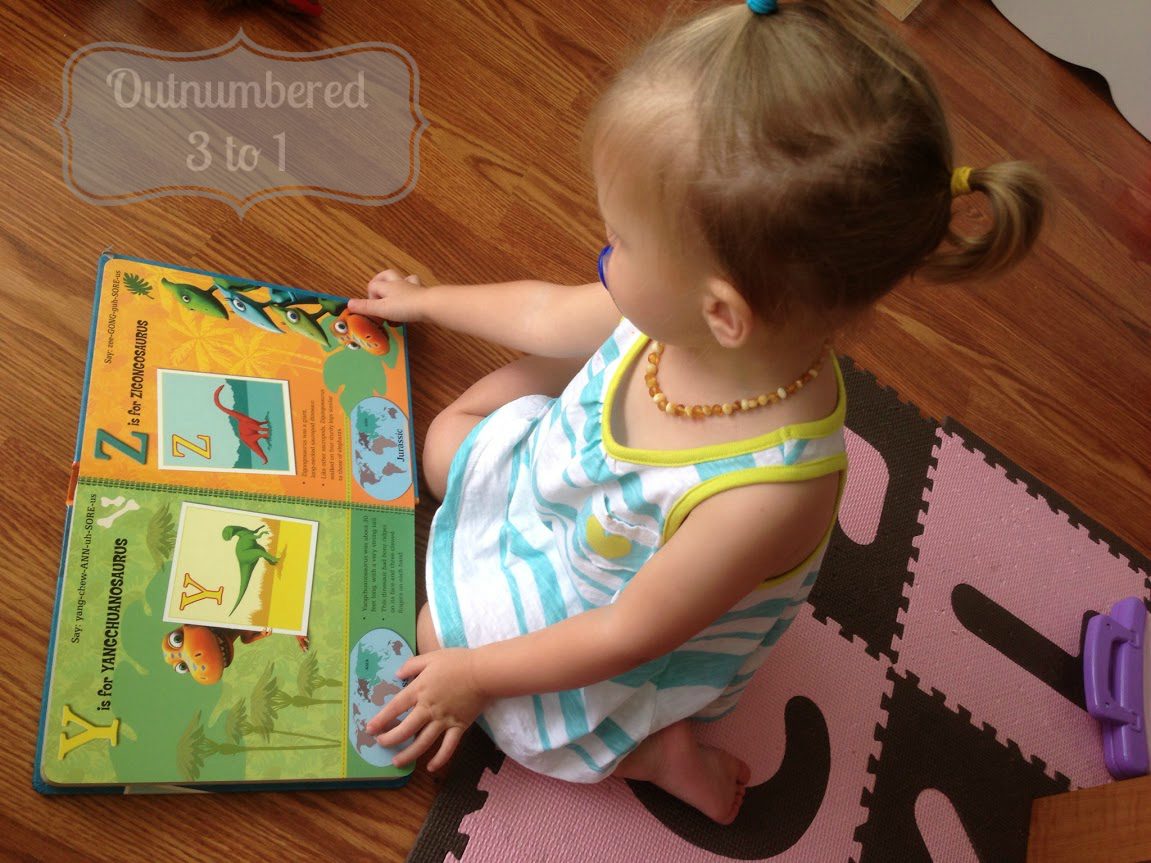 PBS Dinosaur Train Book Review & Giveaway {CLOSED ...