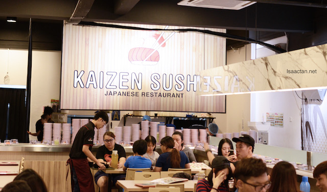 Affordable Sushis & Japanese Food @ Kaizen Sushi