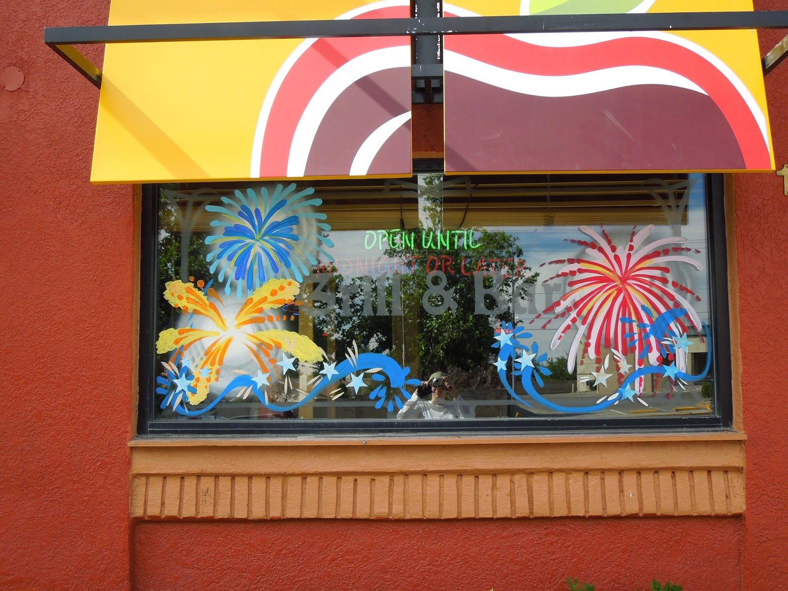 Window Paintings For Holidays And Special Events