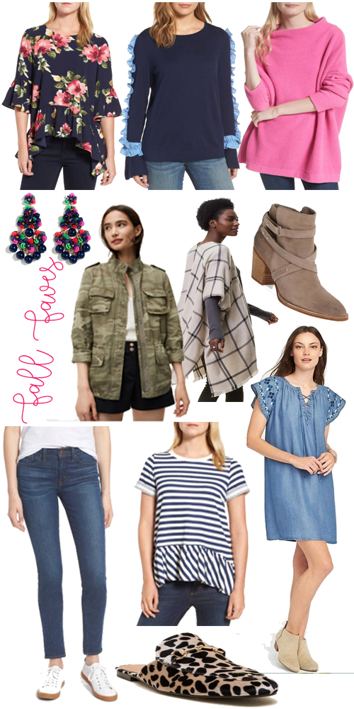 11 Things I'm Excited About for Fall!