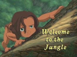 Tarzan PC Game Free Download Full Version Setup