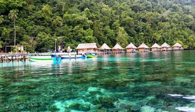 Taman Laut Pulau Mandeh