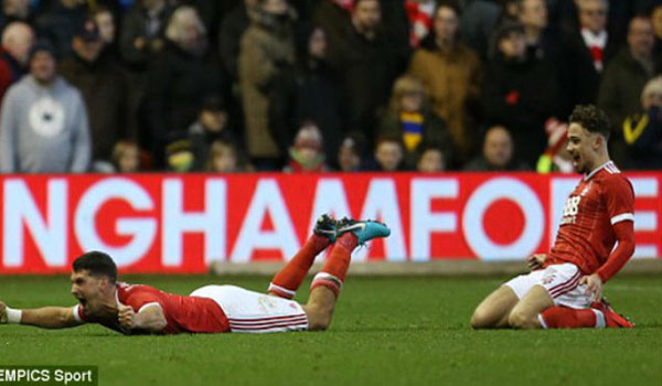 Video Nottingham Forest – Arsenal: Đại tiệc 6 bàn siêu kịch tính