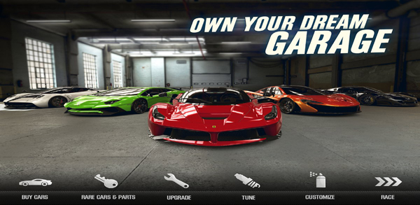 CSR Racing 2 Mod Apk v 1.6.1 Lots of Money