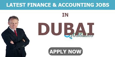 Apply For Accounting and Finance Jobs in Dubai – Jobs in UAE